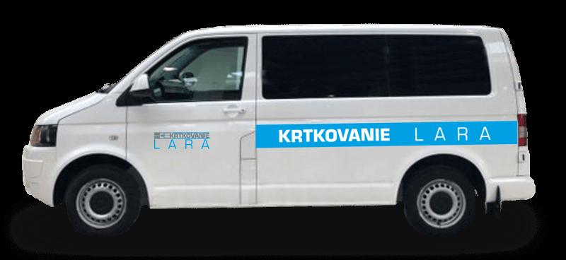 Krtkovanie Považská Bystrica - profesionálne čistenie a prepchávanie odpadov